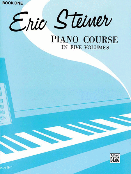 Steiner Piano Course, Book 1
