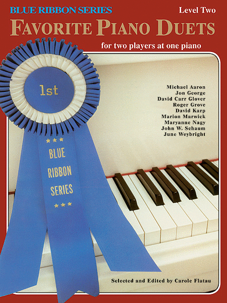 Blue Ribbon Favorite Piano Duets, Volume 1