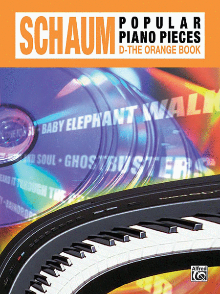 John W. Schaum Popular Piano Pieces