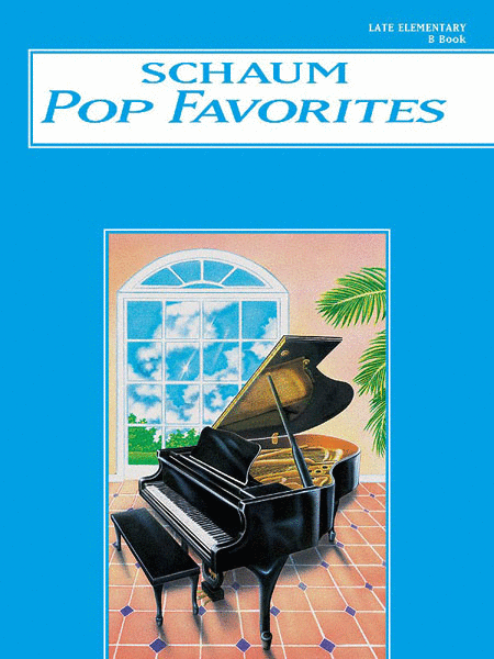 Schaum Pop Favorites