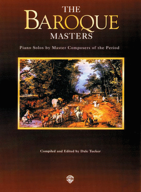 Piano Masters -- The Baroque Masters
