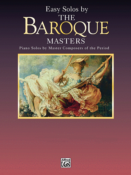 Easy Solos by the Baroque Masters