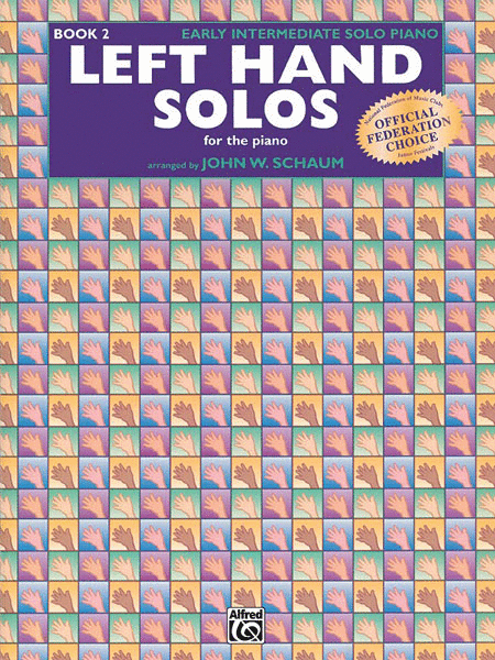 Left-Hand Solos, Book 2