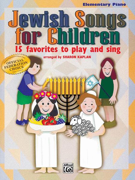 Jewish Songs for Children