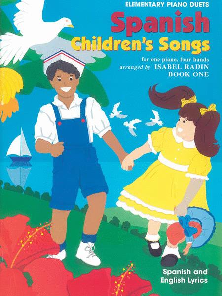 Spanish Children's Songs, Book 1