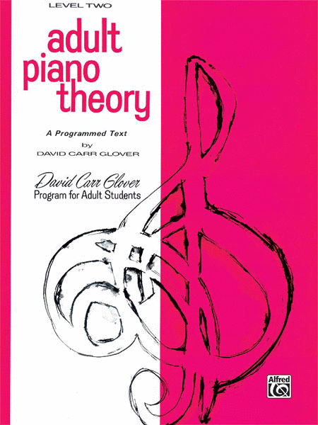 Adult Piano Theory