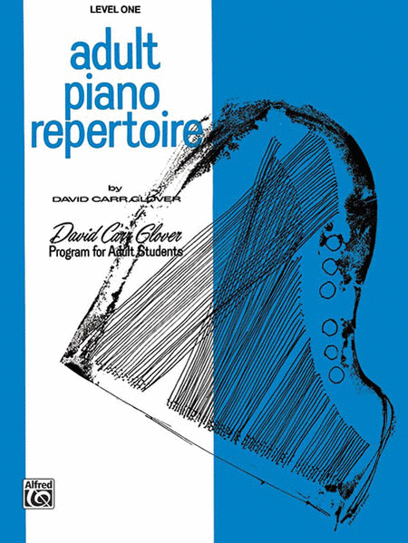 Adult Piano Repertoire