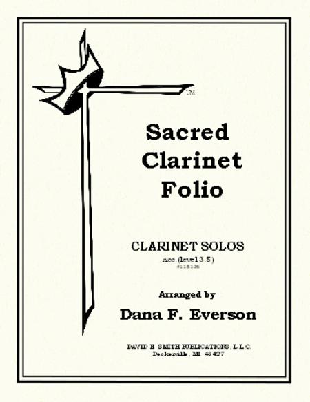 Sacred Clarinet Folio