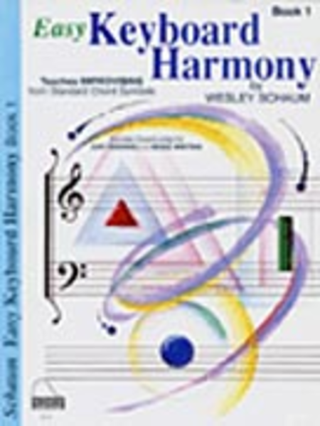 Easy Keyboard Harmony, Book 1, Level 2