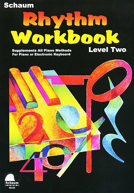 Rhythm Workbook, Level 2