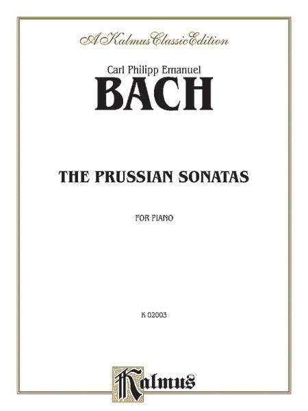 The Prussian Sonatas -- Nos. 1-6
