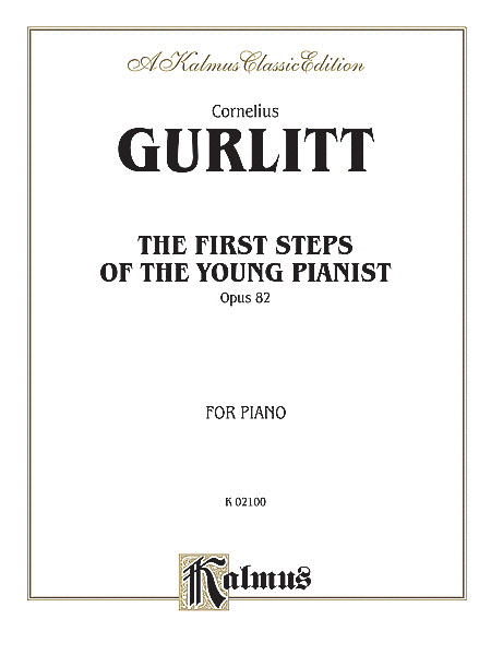 The First Steps of the Young Pianist, Op. 82 (Complete)