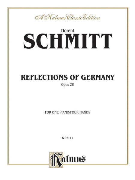 Reflections of Germany, Op. 28