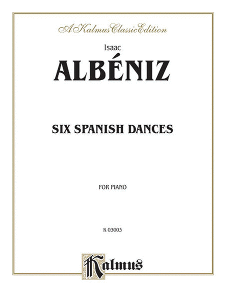 Six Spanish Dances