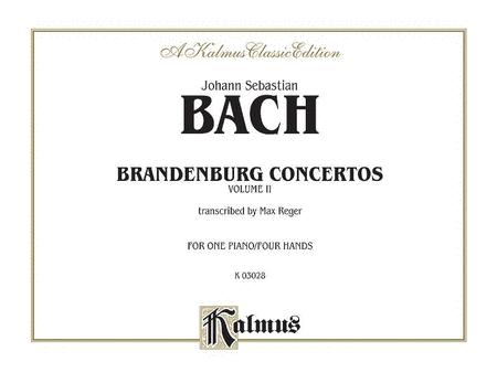 Brandenburg Concertos, Volume 2