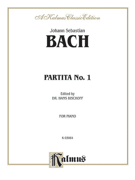 Partita No. 1 in B-flat Major