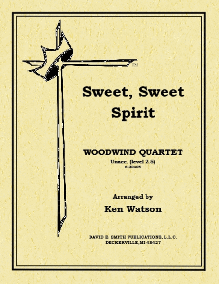 Sweet, Sweet Spirit