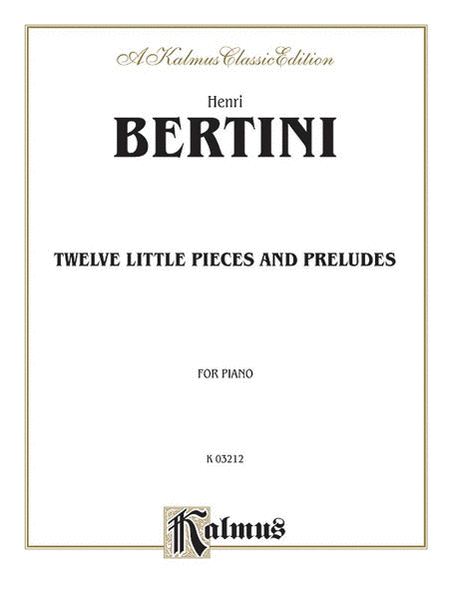 Twelve Little Pieces and Preludes