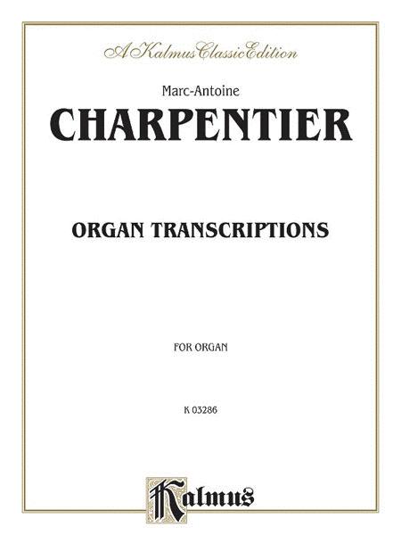 Organ Transcriptions