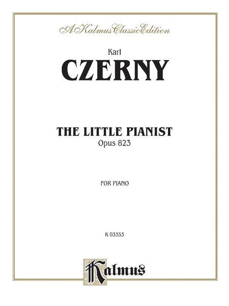 Little Pianist, Op. 823