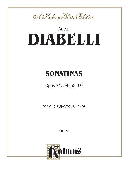 Sonatinas, Op. 24, 54, 58, 60