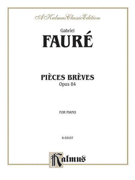 Pieces Breves, Op. 84