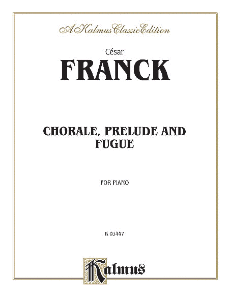 Prelude, Chorale and Fugue