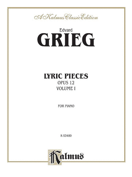 Lyric Pieces, Op. 12
