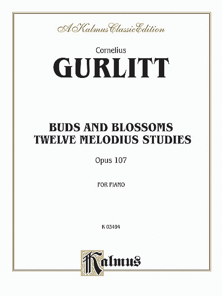 Buds and Blossoms, Op. 107