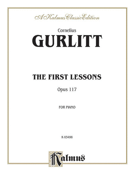 First Lessons, Op. 117