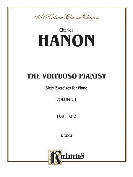 The Virtuoso Pianist, Volume 1