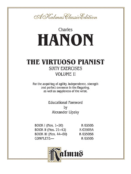The Virtuoso Pianist, Volume 2