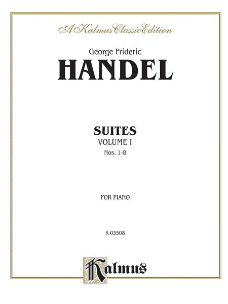 Suites, Volume 1