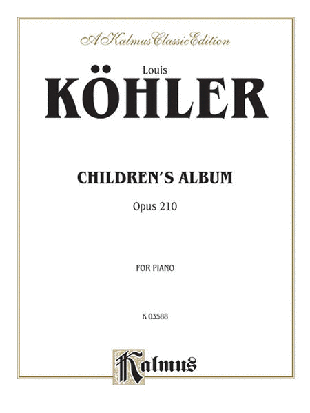 Children's Album, Op. 210