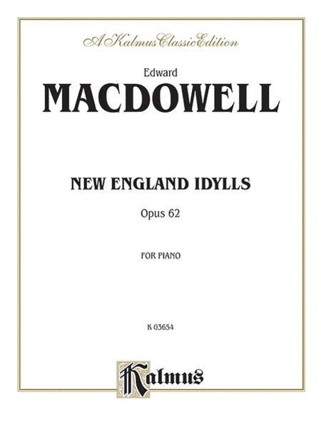 New England Idylls, Op. 62
