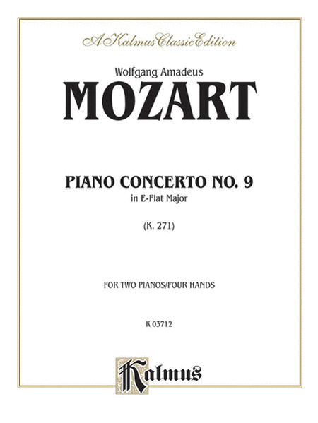 Piano Concerto No. 9 in E-flat Major, K. 271