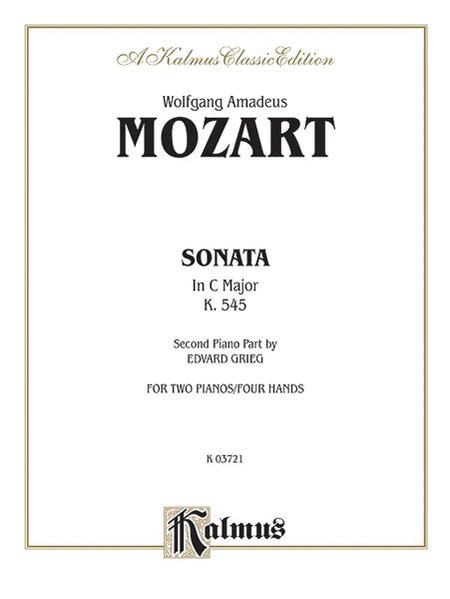 Sonata in C Major, K. 545