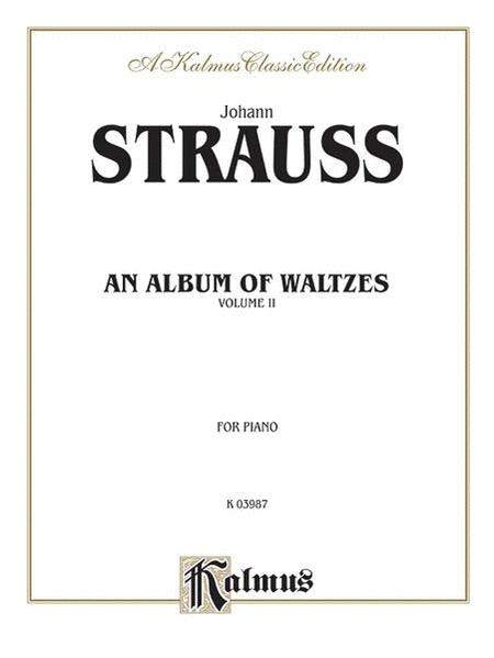 Waltzes, Volume 2