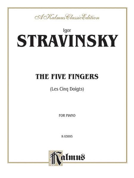 The Five Fingers (Les Cinq Doigts)