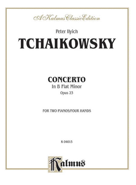 Piano Concerto No. 1 in B-flat Minor, Op. 23