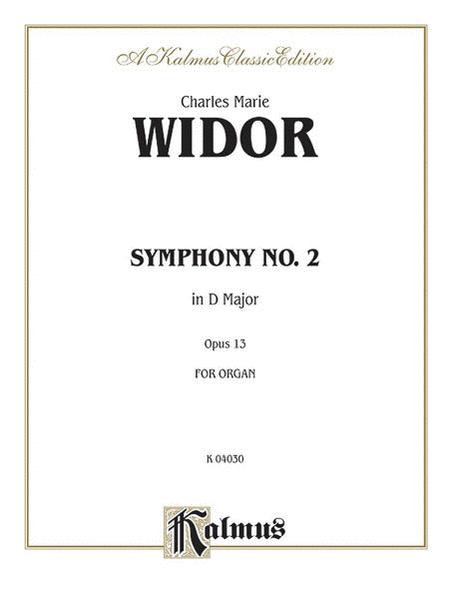 Symphony No. 2 in D, Op. 13