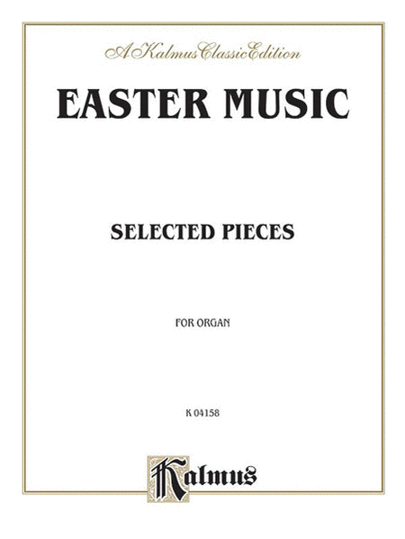 Easter Music for Organ