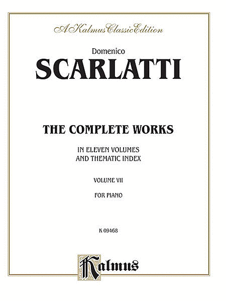 The Complete Works, Volume 7