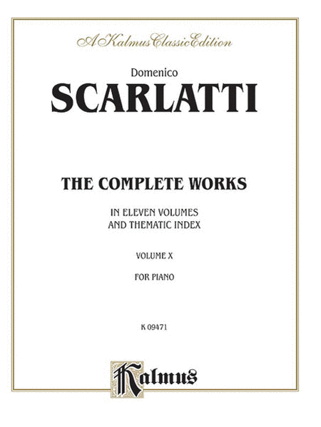 The Complete Works, Volume 10