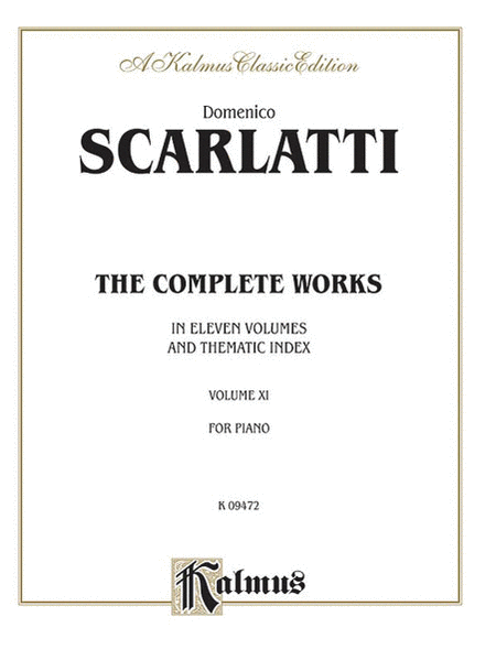 The Complete Works, Volume 11