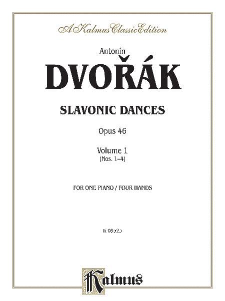 Slavonic Dances, Op. 46, Volume 1