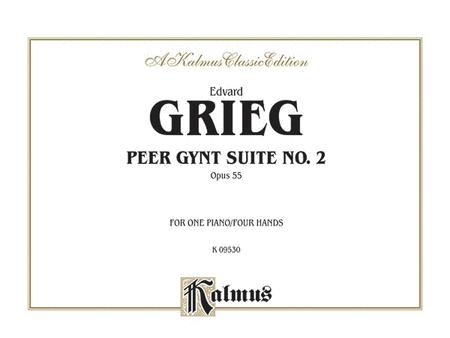 Peer Gynt Suite No. 2, Op. 55