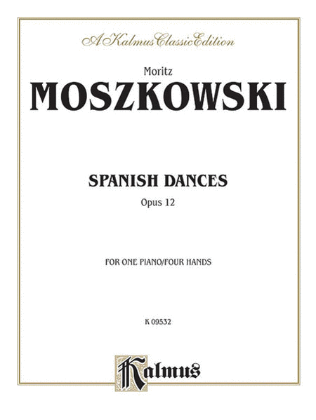 Moszkowski / Spanish Dances