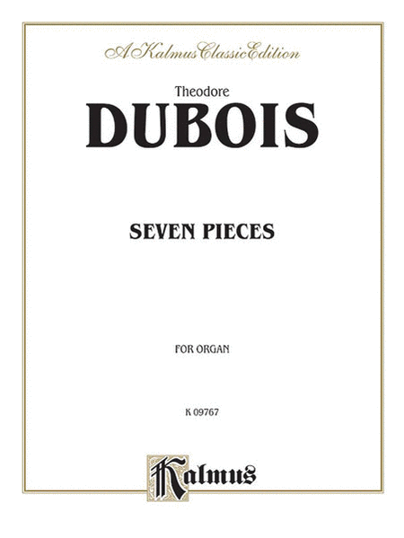 Seven Pieces for the Organ