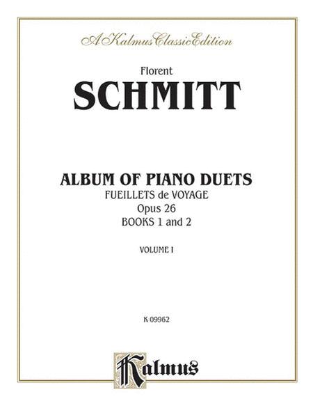 Album of Piano Duets, Volume I